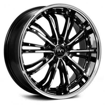 402CB Mystique Tires
